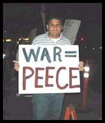 War = Peece