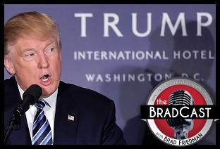 Trump's Cabinet of 'Trickle-Down Corruption': 'BradCast' 10/5/2017 ...