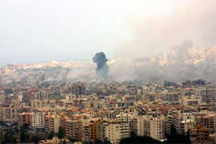 Lebanon Burns